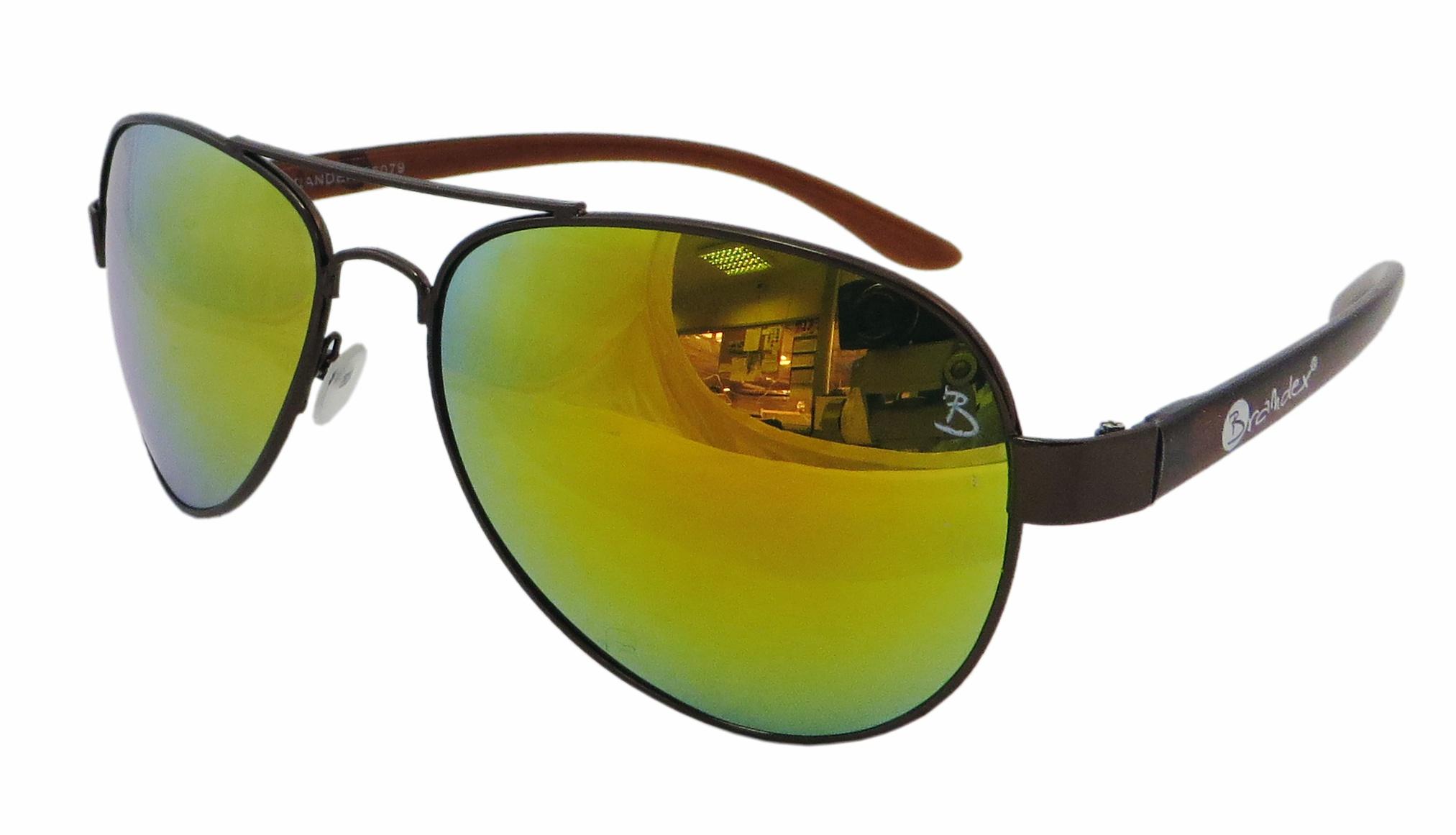 Jaki kształt okularów? Pilotki